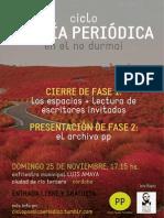11 Poster Espacio Ciclo Poesia Periodica