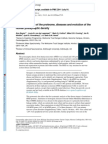 Characterisation of the Proteome, Diseases and Evolution of the PSD