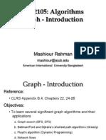 CSC2105 Graph Introduction