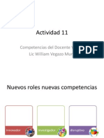 Competencias Del Docente Virtual