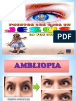 ambliopia espiritual
