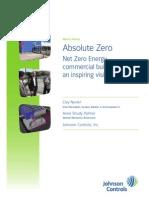 Absolute Zero - ZEB White Paper Final