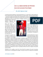 Dessalines à la rencontre de Pétion: Au delà du slogan politique  Par André Lafontant Joseph