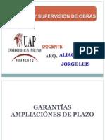 Garantias y Ampliaciones Ix