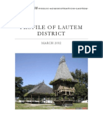 Lautem District Profile_eng