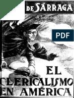 Belen de Sarraga, el clericalismo en América