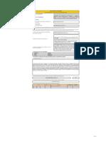 Ficha Tecnica de PIP de Emergencia