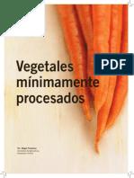 Vegetales mínimamente procesados