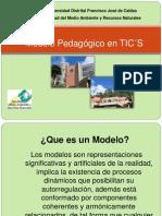 Modelo Pedagogico en TIC S