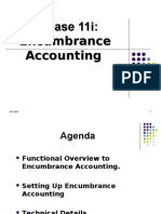 Encumbrance Accounting