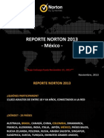 2013 Reporte Norton Press Deck MEXICO