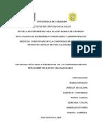 Universidad de Caraboboservicio Comunitario