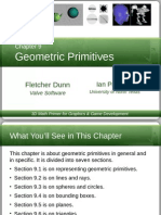 9 Geometric Primitives