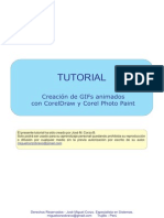 Tutorial Gif Animado Scon Corel