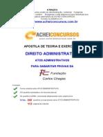 Apostila Teoria e Exercicios-Atos-Administrativos Fcc