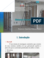 Aula Sistema Drywall