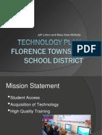 tech plan presentation