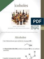 Alcoholes Farmacologia Toxicologia Medicina Udea