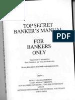 Secret Bankers Manual