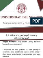 4.- Mapas Mentales y Conceptuales