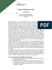 "1st RDA/ARNOA International Conference ""Development of Basic Standard for Organic"