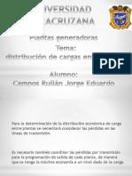 16_distribucion de Cargas Entre Plantas
