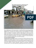 Comp Represa de Rio Grande Es La Peor Solucion