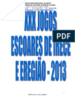 Regulamento Geral jogos ESCOLARES de Irece .doc