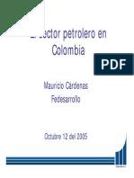 Petroleo Cardenas