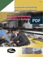 Mantenimiento Preventivo de Correas y Transmisiones Industriales