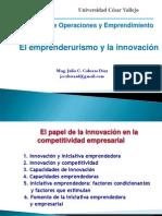 Emprendedurismo e Innovacion