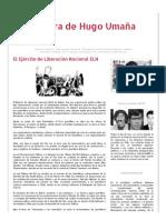 La Bitácora de Hugo Umaña_ El Ejército de Liberación Nacional ELN