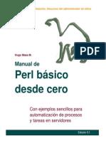 Perl Basic o Desde Cero