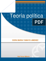 Teoria Politica