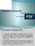 Proceso Cosworth
