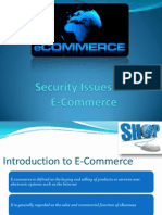Security Issues in ECommerce