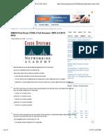 EWAN Final Exam CCNA 4 Full Answers 100% 4.0 2013 2014 « QCrack.Com - i learning - CCNA Exploration 4.0, CCNA 640-802, CCNA Exam Final Answers, CCNA Blog