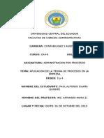 3 y 4 APLICACIÓN DE LA TEORIA DE PROCESOS EN LA EMPRESA.doc
