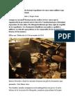 14-11-13 Ataque a Pro-Búsqueda destruyó expedientes de causa contra militares que estudia Sala Constitucional