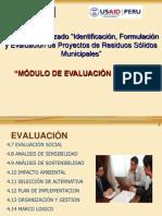 Modulo de Evaluacion CE