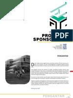 Proposal Sponsor Untuk Event Arsitektur