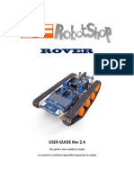 Dfrobotshop Rover User Guide