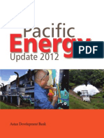 Pacific Energy Update 2012