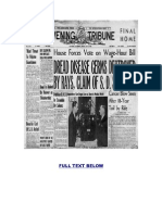 Rife - SD Evening Tribune 05-06-1938 (Full Article)
