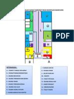 Denah Ruang Instalasi Gawat Darurat Rsud Wonosari Yogyakarta
