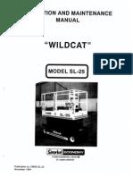 Snorkel Wildcat SL125