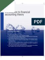 Financial Accounting Theory Craig Deegan Chapter 1