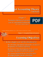 Accounting Theory Craig Deegan Chapter 05