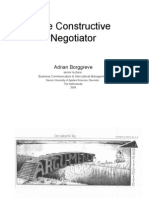 Constructive Negotiator 2010 Uk
