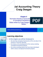 Financial Accounting Theory Craig Deegan Chapter 6